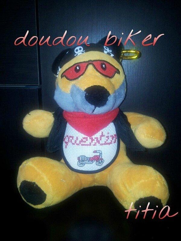 doudou biker
