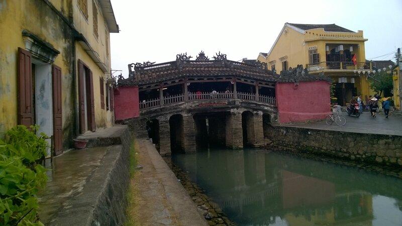 Le Pont-pagode japonais (1593)