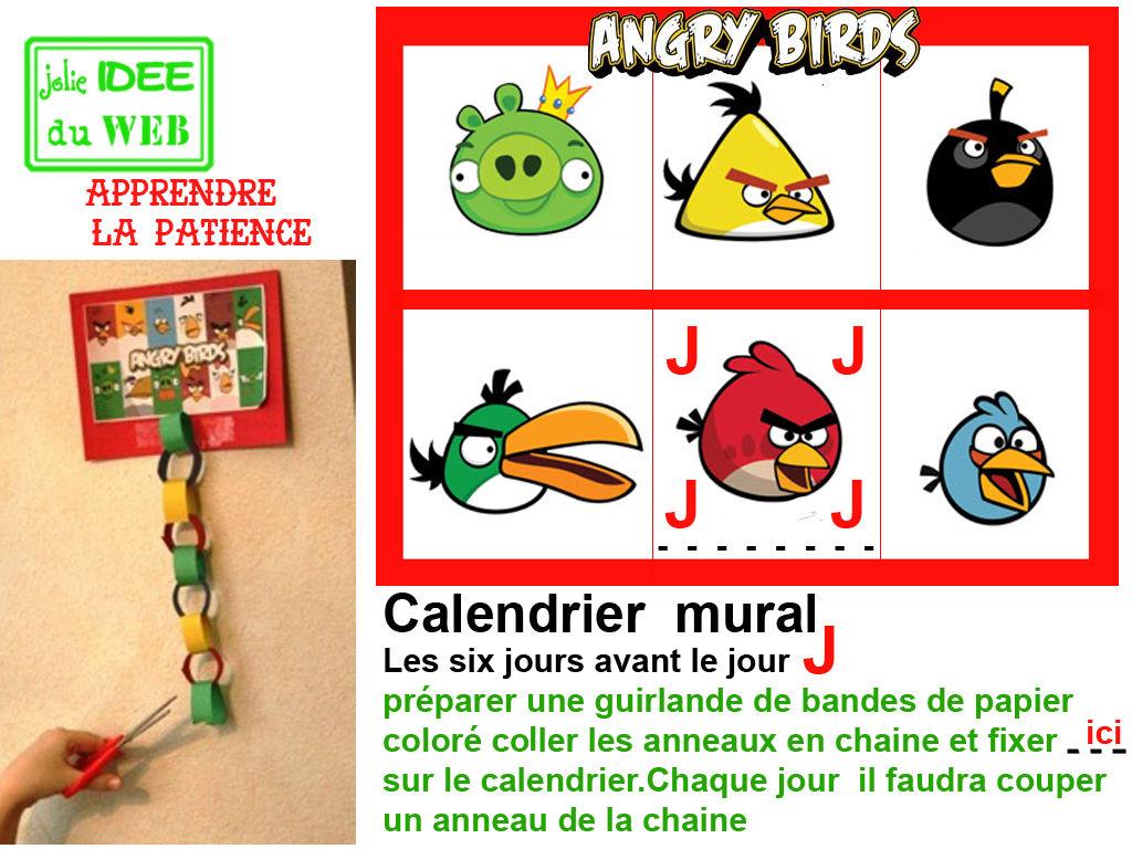 Angry Bird Mini Theme 1 Et 2 Et 3 Doudous Patrons