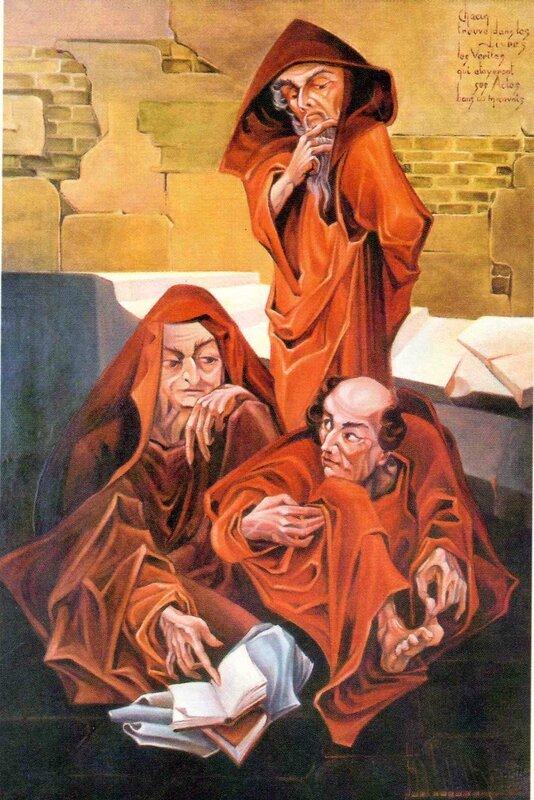 Les exégètes Bernard Guth