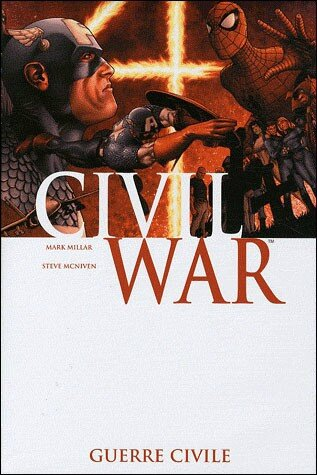 marvel deluxe civil war 1