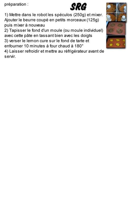 tarte au citron et speculos (page 2)