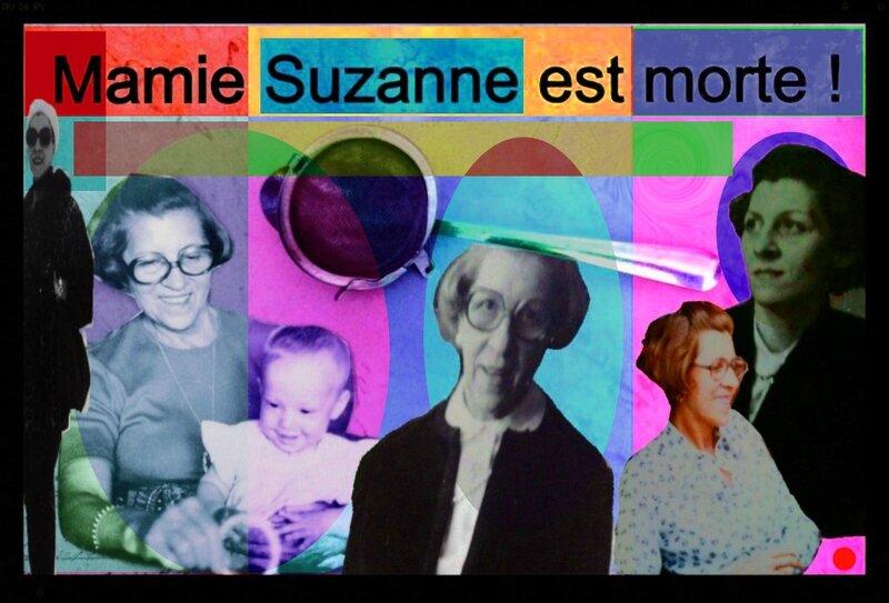 Mamie Suzanne est morte
