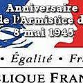 87 Commémoration 2013 du 8 mai 1945