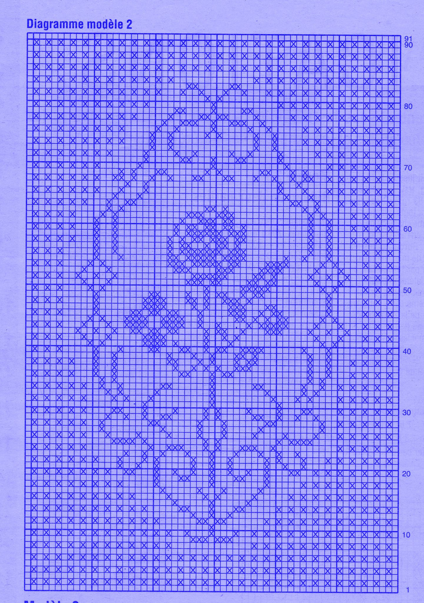image related image with diagramme rideau crochet gratuit