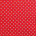 dots rouge