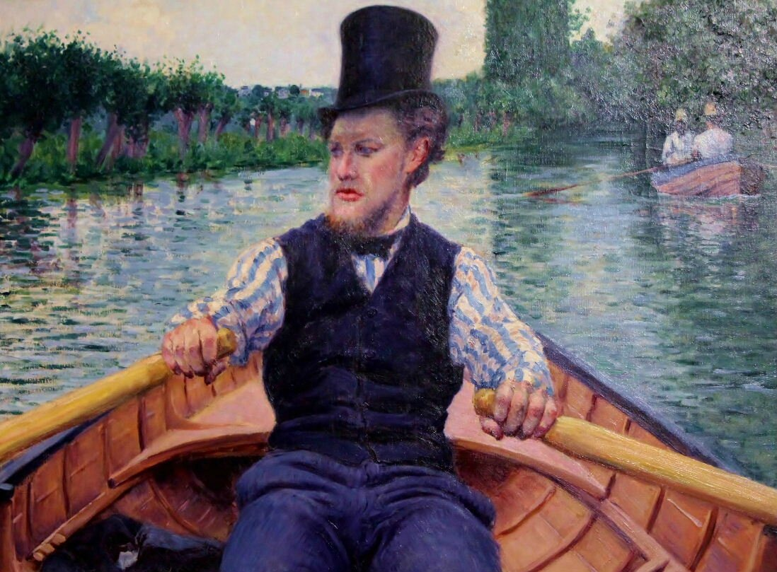 CAILLEBOTTE, MUSEE DES IMPRESSIONNISMES, GIVERNY.