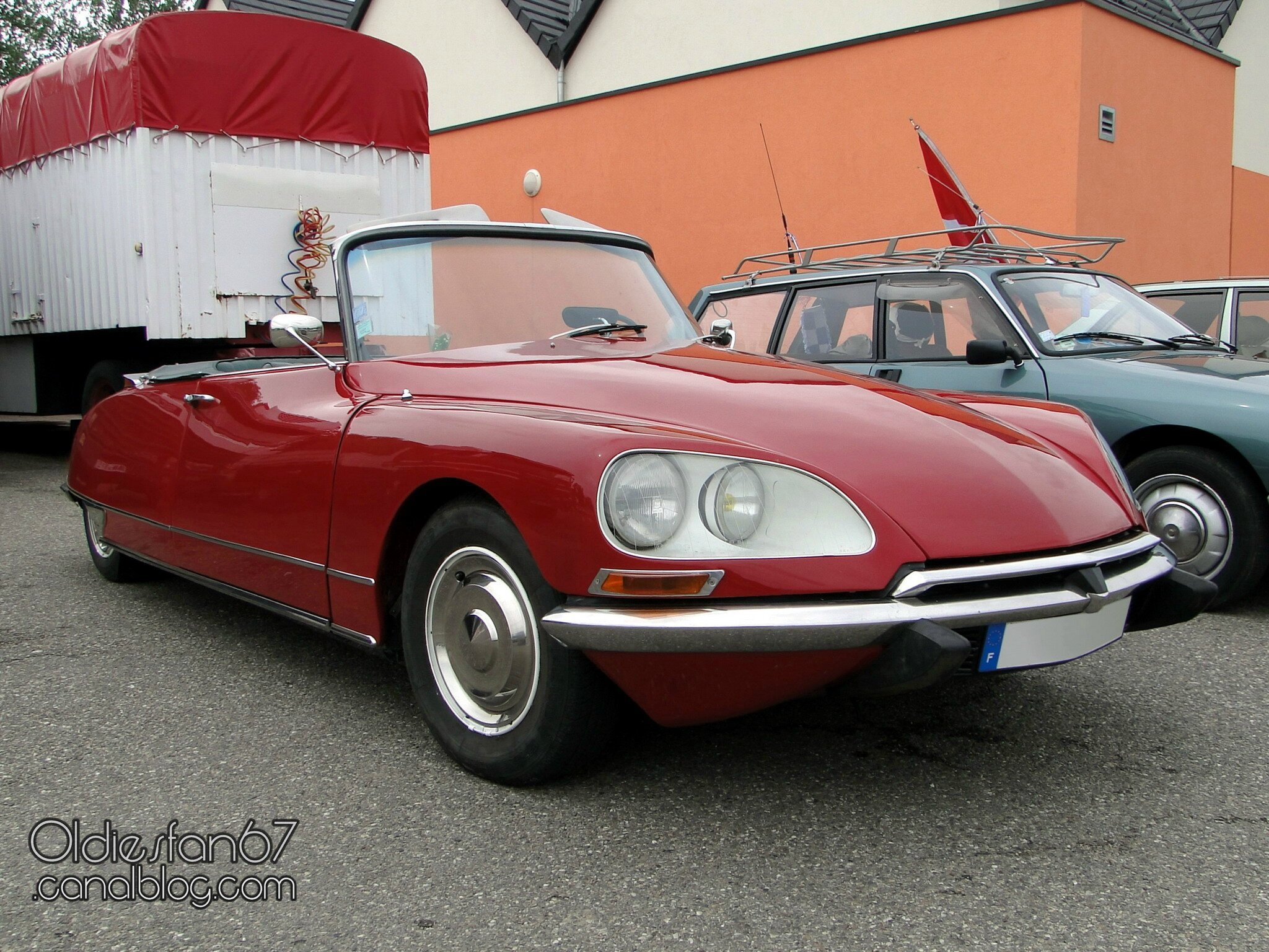 citro n ds 21 cabriolet 1968 1971 oldiesfan67 mon blog auto. Black Bedroom Furniture Sets. Home Design Ideas