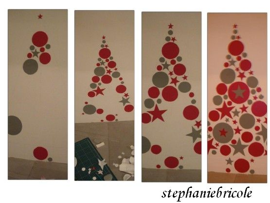 Comment faire un sapin de no l en stickers soi m me - Quand doit on faire le sapin de noel ...
