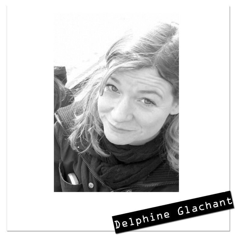 POLAROIDE PORTRAIT DELPHINE GLACHANT