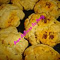 Cookies de chorizo