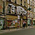Instantané rue de Charonne.