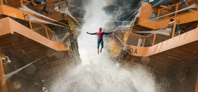 Spider-Man Homecoming-TomHolland