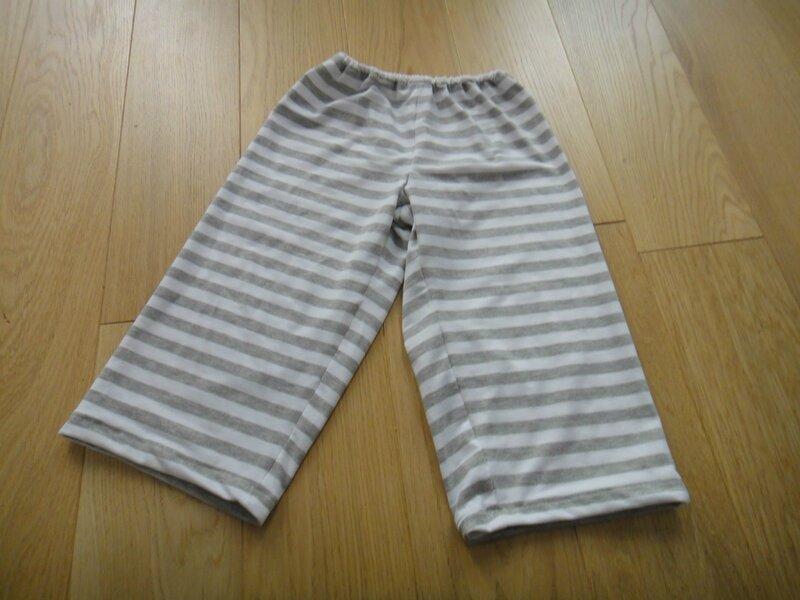 Short IPKID rallongé en pantalon