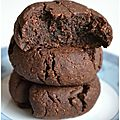 COOKIES DOUBLES CHOCO ET COCO