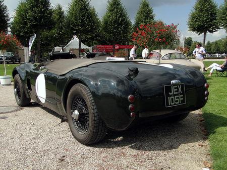 JAGUAR Rochdale Racer 1953 Classic Gala de Schwetzingen 2010 2
