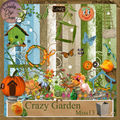 Crazy garden
