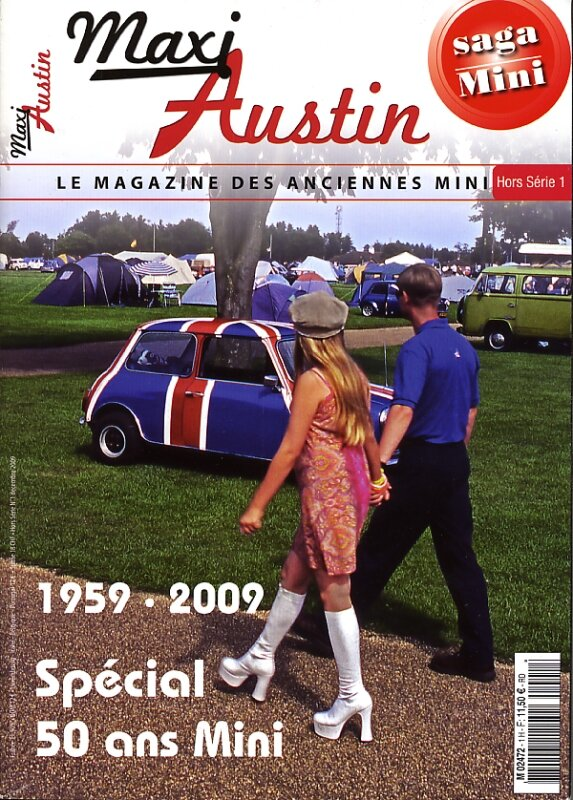 Maxi Austin - Hors-Série n°1 : Nov. 2009