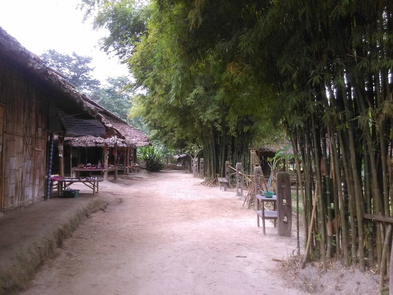 Village Padong 1