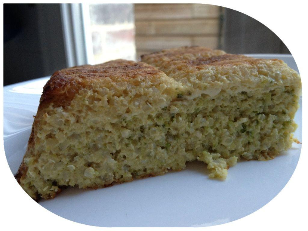 gratin quinoa courgettes