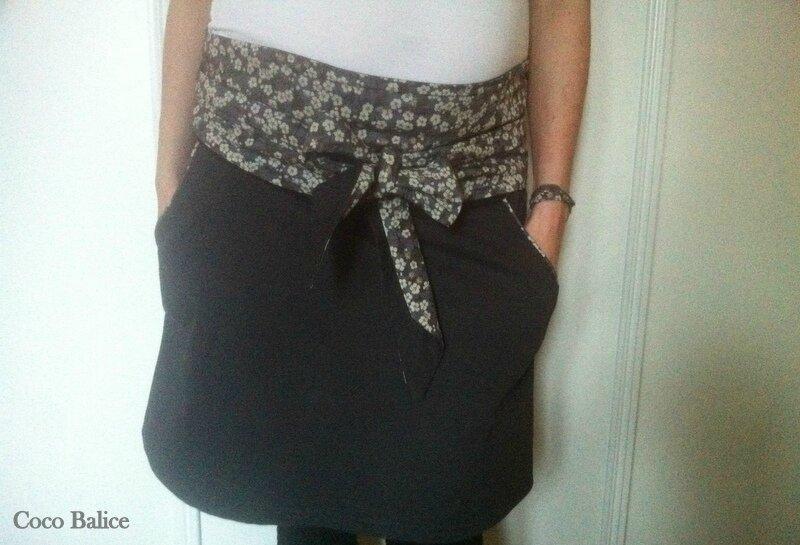 patron couture vetement femme enceinte