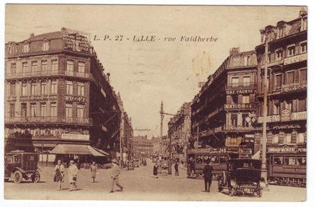 59 - LILLE - Rue Faidherbe 2