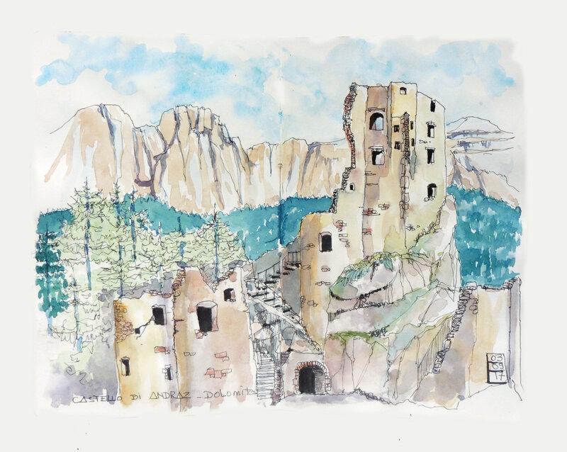 Castillo -Andraz