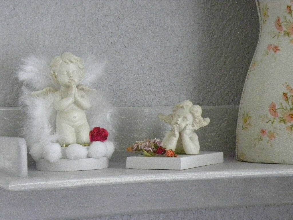 Deux Anges Pour Mon Ange.