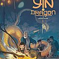 Yin et le dragon #2 : les écailles d'or, de richard marazano & xu yao
