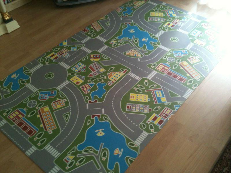 Carrelage Design tapis lino : Vous lu2019aurez bien compris, il ne su2019agit pas du tapis que lu2019on ...