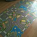 Un tapis de jeux