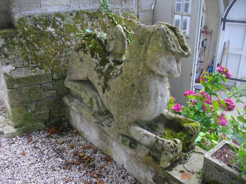 château-creully-normandie-ville-médiévale