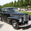 OPEL Käpitan limousine 1950 Schwetzingen (1)