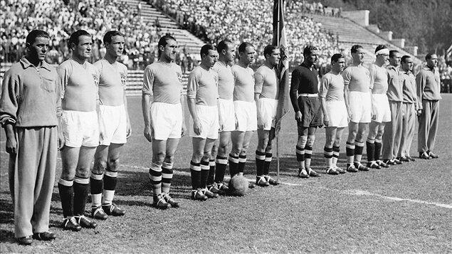 1934 Equipe Italie Finale Hymne