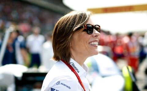 claire williams 2050