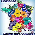 Challenge vivent nos régions, c'est reparti !