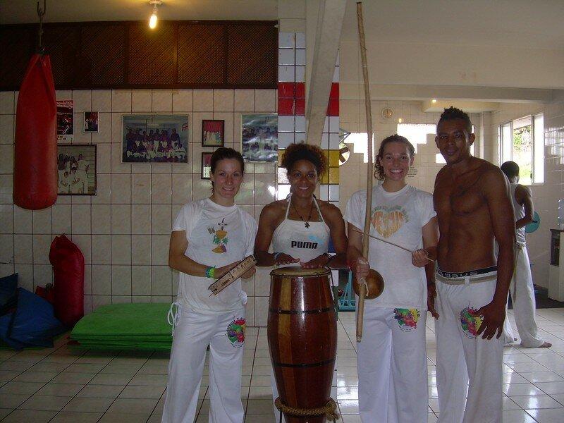 CapoeiraCours de Capoeira