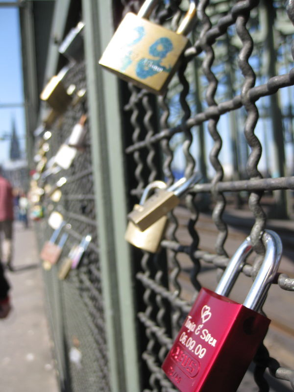 Le pont des amoureux
