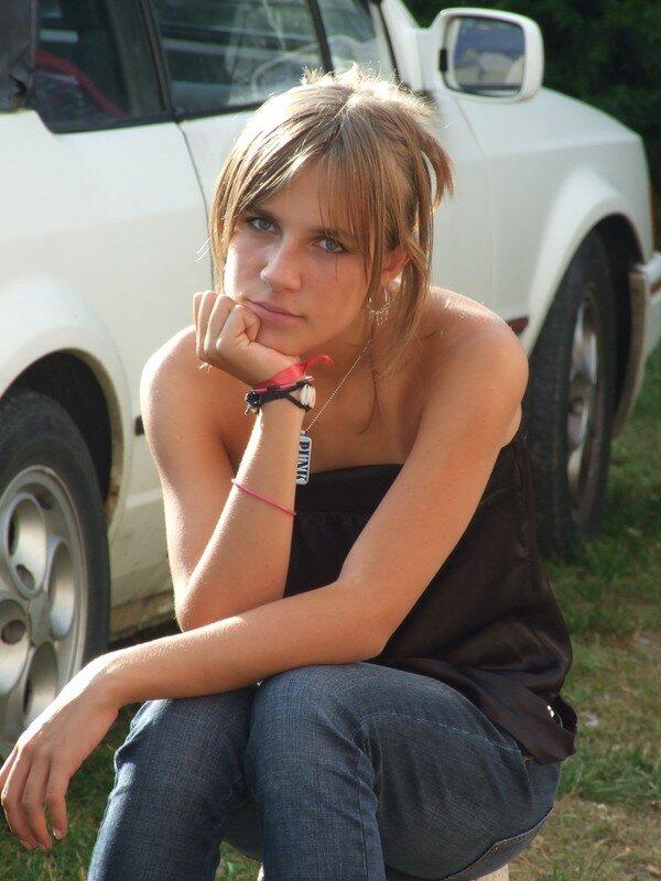 Manon 15 ans (anniversaire de mariage 2007)