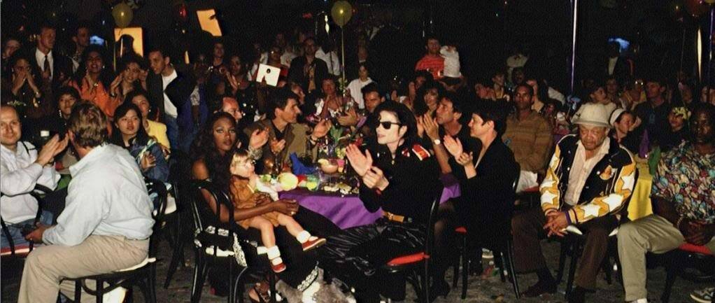 Remember: My dinner with Michael Jackson, le 29 mars 1992