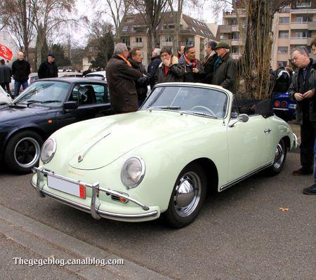 Porsche 356 1600 spider (Retrorencard mars 2012) 01