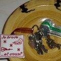 je brode et vous clés
