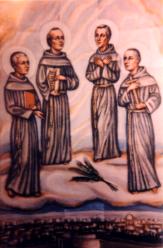 Pierre de Narbone et compagnons
