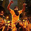 Brésil - les manifestations continuent, la grève générale du 26 juin en perspective.