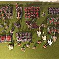 Armée Démons warhammer