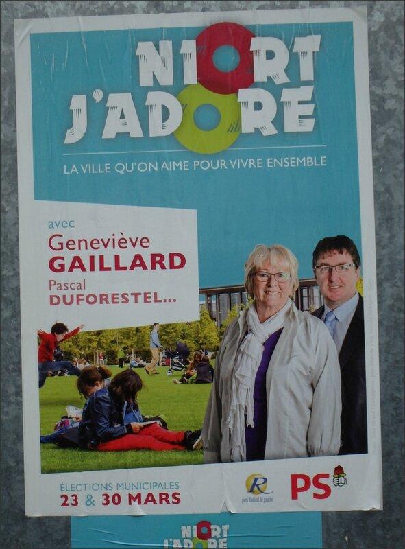 affiche Niort jadore 032014
