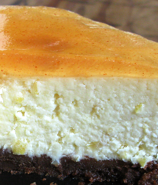 cheese cake piment
