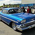 Chevrolet bel air impala hardtop coupe-1958