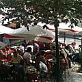 Summertime in montmartre