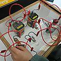 Premiers circuits électriques